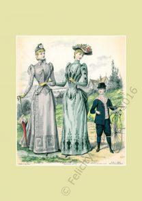 Fashion Illustration Print